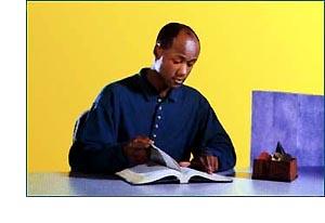 Ak sa osoba stretne s ťažkosťami s tým, čo číta . . .